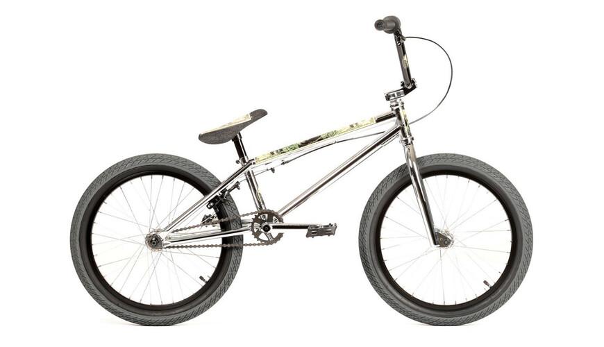 Stereo Bikes Speaker - BMX Niños - Plateado